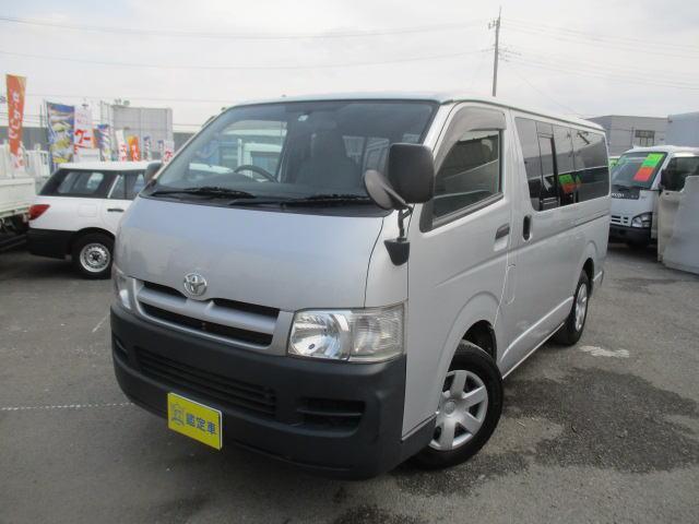トヨタ ロングDX 5ドア オ-トマ 低床 1250Kg積載