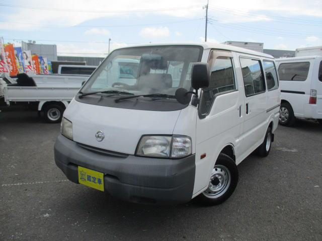 日産 DX 5ドア 平床 Wタイヤ オ-トマ 1000Kg積載