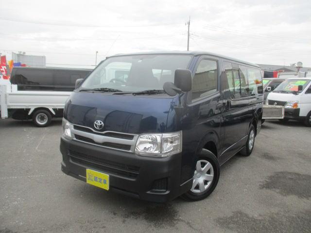 トヨタ ロングDX 5ドア 低床 オ-トマ 1250Kg積載