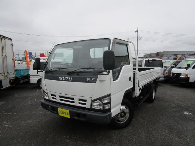 いすゞ ワイドセミロング 高床 スム-サ- 3000Kg積載