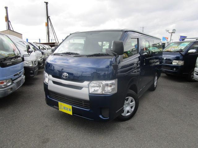トヨタ ロングDX 低床 5ドア オ-トマ 1250Kg積載