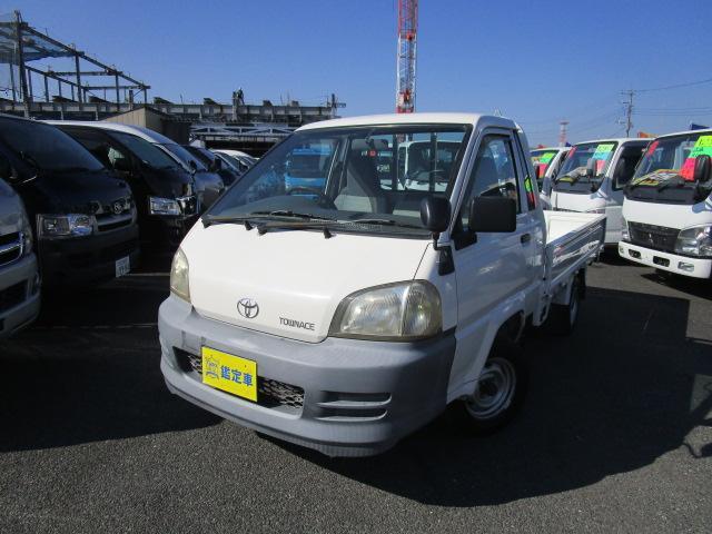 トヨタ タウンエーストラック SシングルジャストローDX オートマ 750Kg積載