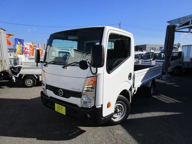 日産 スーパーローDX Wタイヤ 三方開き 1500Kg積載