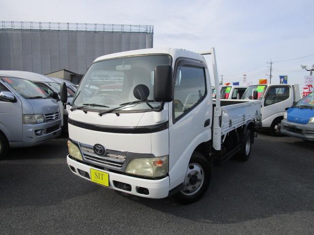 トヨタ ベースグレード 高床 オートマ Wタイヤ 3000Kg積載
