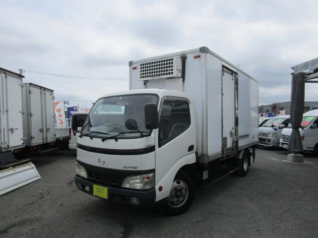 日野 冷蔵冷凍車 2000Kg積載