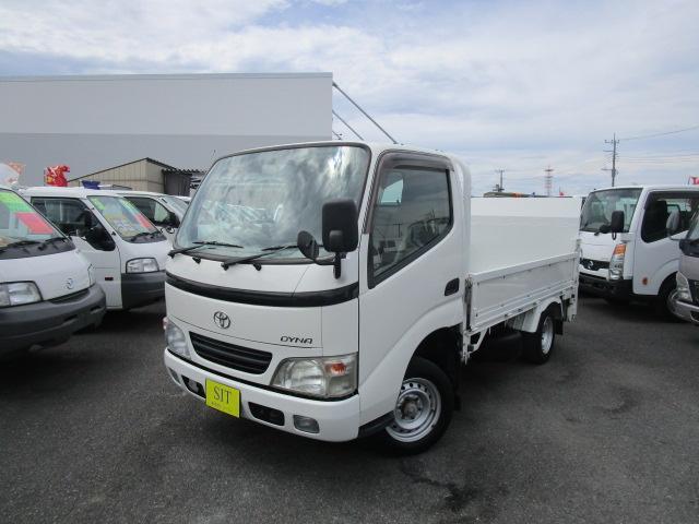 トヨタ Sシングルジャストロー パワーゲート オートマ 1300Kg積載