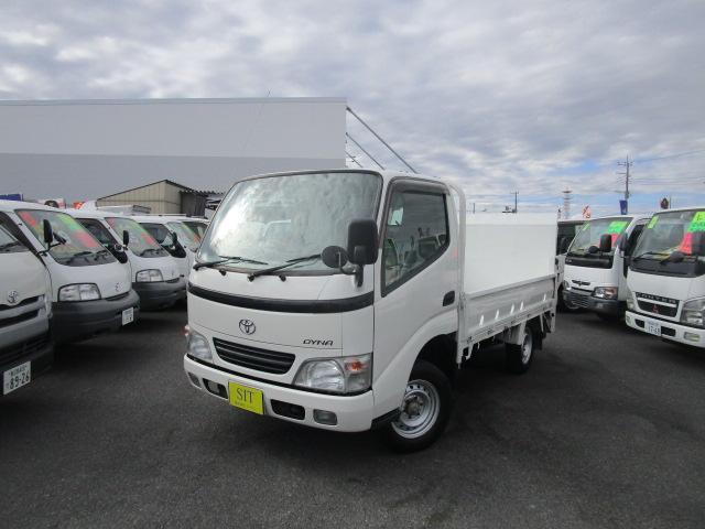 トヨタ ロングSシングルジャストロー パワーゲート 1000Kg積載