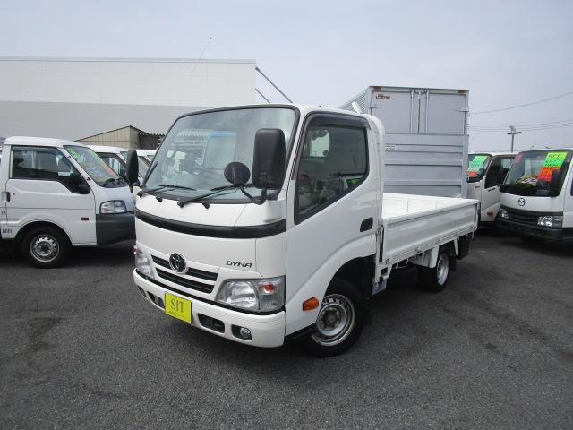 トヨタ Sシングルジャストロー オートマ 三方開き 1200Kg積載
