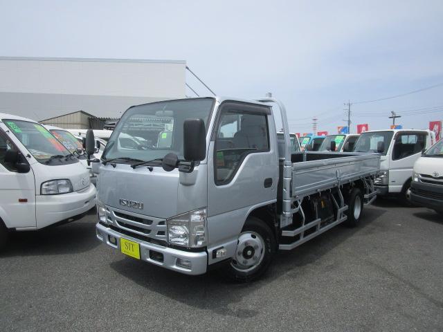 いすゞ エルフトラック ロング高床 オートマ 高床ロング 2000Kg積載