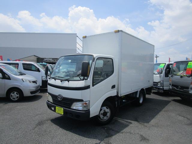 トヨタ トヨエース フルジャストロー パネルバン 保冷車 2000Kg積載