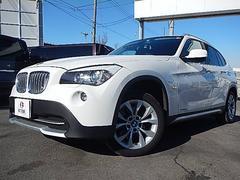 BMW X1xDrive 25i 張替革調シート サンルーフ 正規D車