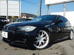 BMW325iMスポーツPKG HDDナビ ローダウン 外19AW