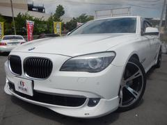BMW740i SCHNITZERコンプリートー 正規ディーラー車