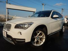 BMW X1xDrive 20i xライン 4WD ターボ ワンオーナー