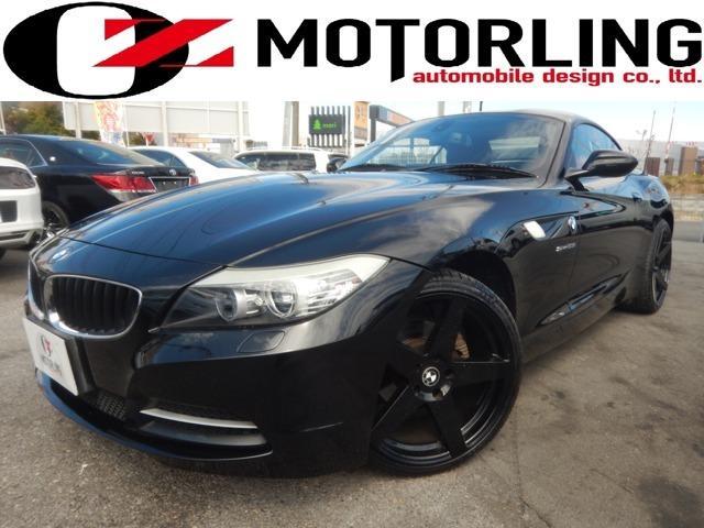 BMW sDrive23i 低音マフラー メタルトップ 正規D車