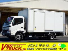 ダイナトラックワイドロング パネルバン 垂直リフト サイドドア 積載3t