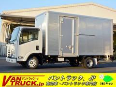 エルフトラック標準ロング アルミバン サイドドア 積載2000kg