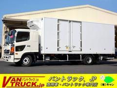 レンジャー冷凍車 寝台 キーストン 菱重 ワイド 格納リフト エアサス