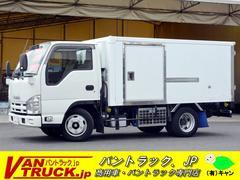エルフトラック10尺 低箱 −30度設定 サイドドア 積載1500kg