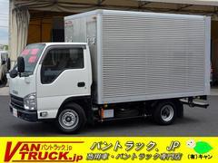 エルフトラック10尺 アルミバン 積載2000kg リアシャッター扉 MT