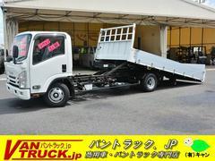 エルフトラックワイド超ロング セーフティーローダー ラジコン ウインチ