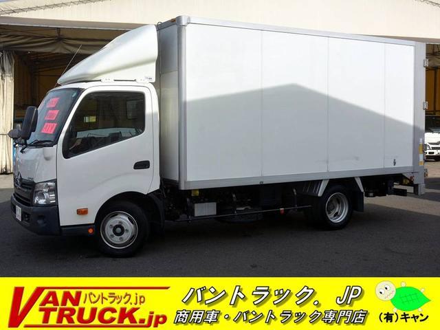 トヨタ ワイドロング パネルバン スライドリフト 積載