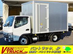 キャンター10尺 アルミバン サイドドア 積載2000kg アドブルー