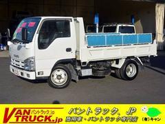 エルフトラック強化ダンプ 積載2000kg ダンプピン 手動コボレーン