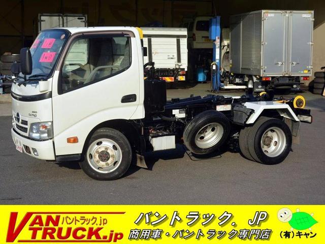 日野 アームロール 新明和 積載2000kg 4WD 5速MT