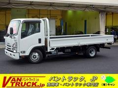 エルフトラックワイドロング 平ボディー 積載3000kg セイコーラック