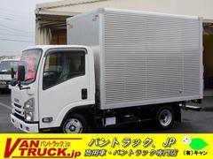 エルフトラック10尺 アルミバン 積載2000kg ラッシング2段 5MT