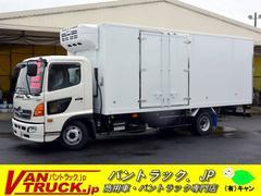 ヒノレンジャー冷蔵冷凍車 東プレ 積載2800kg サイドドア −30度