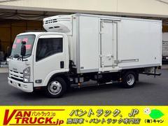 エルフトラックワイドロング 冷蔵冷凍車 積載2000kg −30度設定