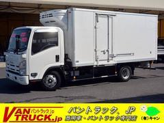 エルフトラックワイドロング 冷蔵冷凍車 積載2000kg −30度 菱重製