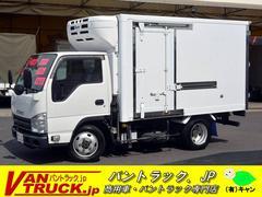エルフトラック10尺 冷蔵冷凍車 積載2000kg −30度 東プレ