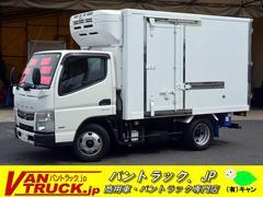 キャンター10尺 冷蔵冷凍車 サイドドア 積載2000kg 低温