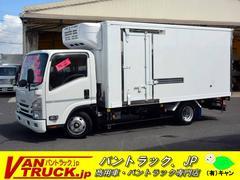 エルフトラックワイドロング 冷凍車 積載2000kg サイドドア −30度