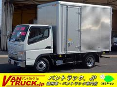 キャンター10尺 アルミバン サイドドア AT 積載2000kg