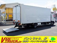 ヒノレンジャーワイド 冷凍車 菱重製 −30度 格納ゲート 観音サイドドア