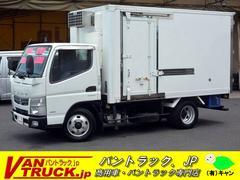 キャンター10尺 冷蔵冷凍車 積載2000kg サイドドア スタンバイ