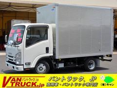 エルフトラック10尺 アルミバン 積載2000kg ラッシング2段