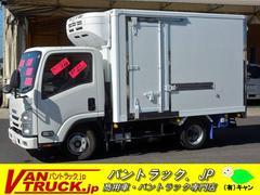 エルフトラック10尺冷凍車 積載1900kg サイドドア 東プレ −30度