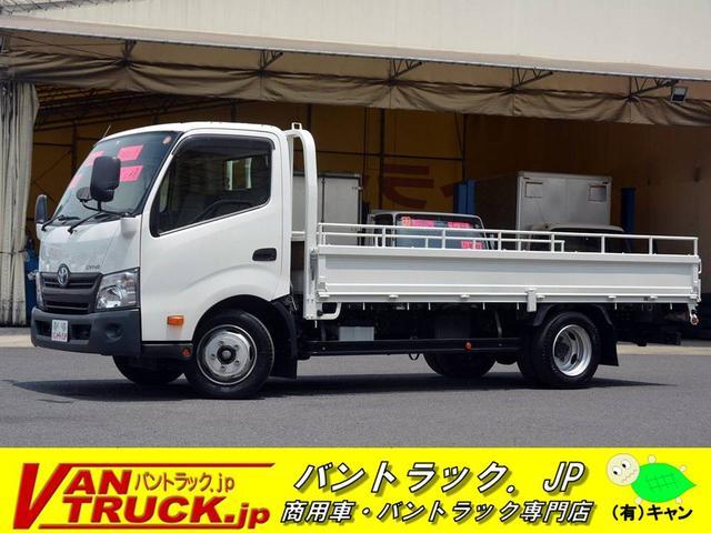 トヨタ ワイドロング 平ボディー 積載2000kg パイプステーキ
