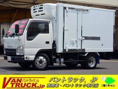 エルフトラック10尺 冷凍車 積載2000kg 東プレ 4WD −30度