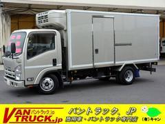 エルフトラックロング 冷凍車 東プレ 積載2950kg サイドドア