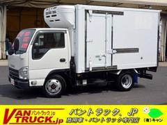 エルフトラック10尺 冷凍車 1.85t 4WD 両側サイドドア 東プレ