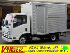 エルフトラック10尺 アルミバン サイドドア 積載2000kg ラッシング