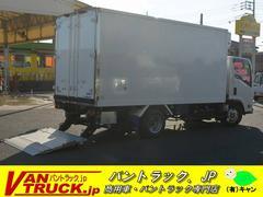 エルフトラックロング 冷凍車 積載2000kg 低温 格納リフト サイド扉