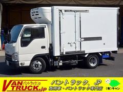 エルフトラック10尺 冷凍車 積載2t サイドドア 東プレ 間仕切り 低温