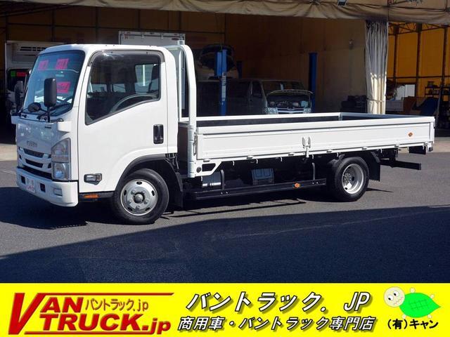 いすゞ ワイドロング 平ボディー 積載2000kg セイコーラック